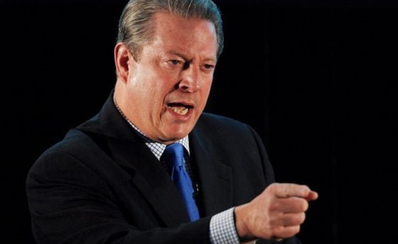 Al Gore - Alleged Sexual Criminal