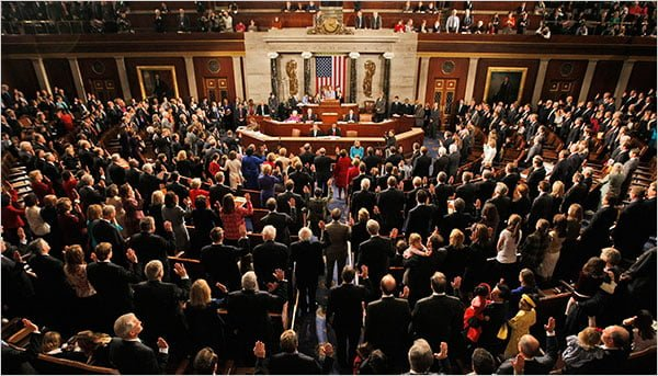 Congress Swearing In Ceremony
