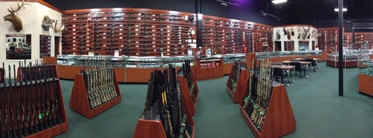 "Gun Frenzy: Photos Show How Quickly Stores Across the Nation Are Selling Out: ""Lines Out the Door"" frenzy1"