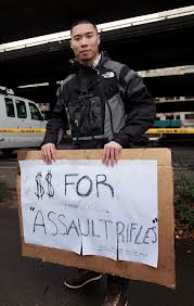 "BACKFIRE: Seattle Gun Buyback Turns Into Gun Show; Collectors Waved ""Wads of Cash"" At Those In Line cash4assaultrifles"