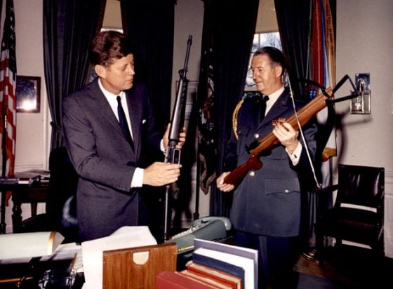 Report: President Trump looking To RELEASE The CIA JFK Assassination Files Despite Intelligence Community Fears