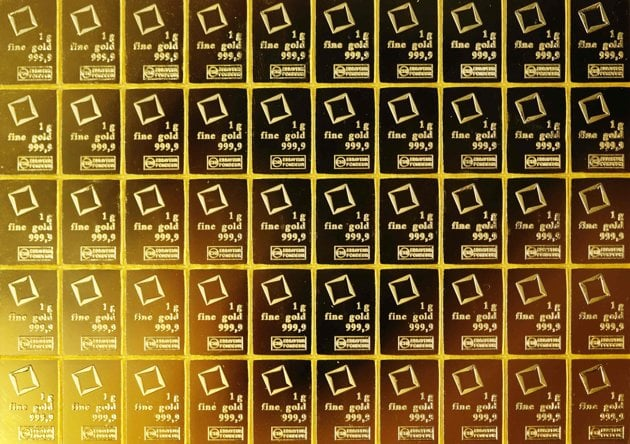 "Swiss Firm Introduces Divisible Gold Card For ""A Scary New World"" valcambi2"