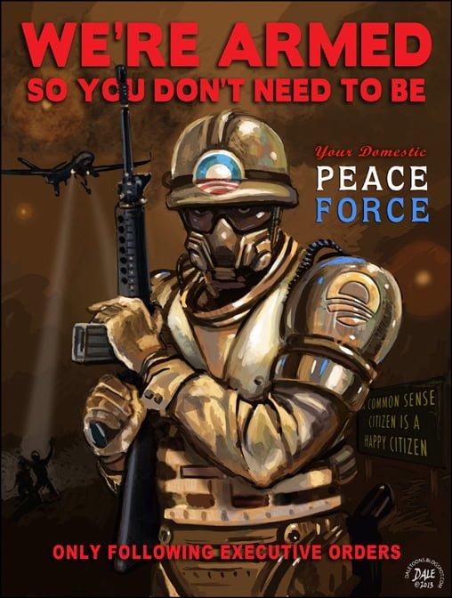 Civilian Security Force