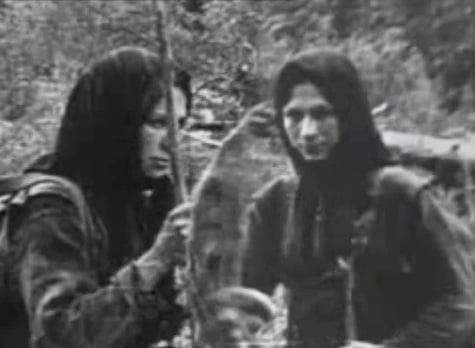 """Taking Their Possessions and Some Seeds, They Had Retreated Ever Deeper Into the Forest"" lykovs sisters"