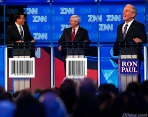 dees ron paul debate