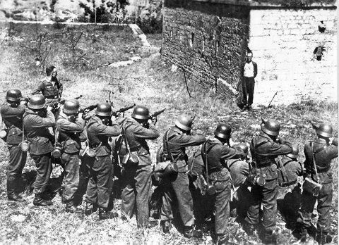 nazi-execution
