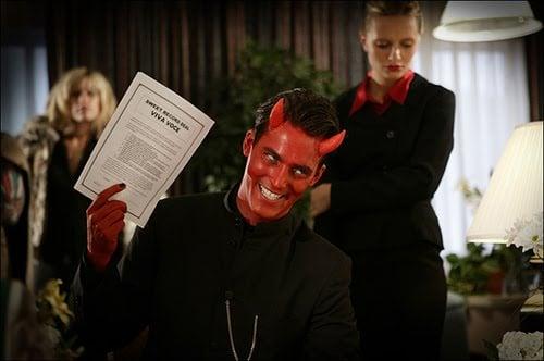devil contract
