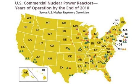 "Brits Lose Control of Nuke Reactors: ""Unbelievable… Seriousness of a Major Radioactive Release"" us nuke plants"