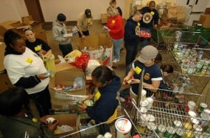 Food Banks Overwhelmed