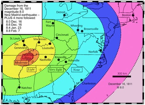 How Many Will Die in the New Madrid Earthquake?