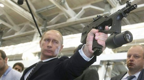 """Putin Targets US Monetary System: """"Aims to Eliminate the US Dollar and the Euro From Trade"""""""