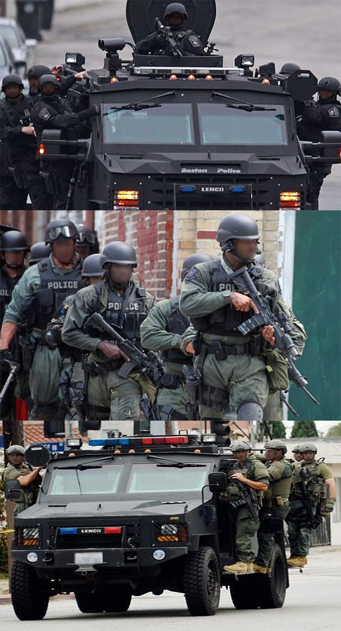 Homeland Security Pre Staging A Domestic Military Force prestage 1