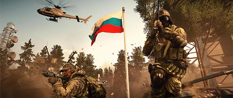 Real Live Battlefield Video Game Map Mirrors Ukraine