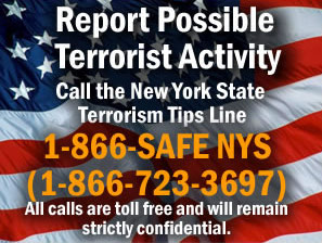NY Homeland Security Encourages Businesses to Snitch on Preppers as Terrorists