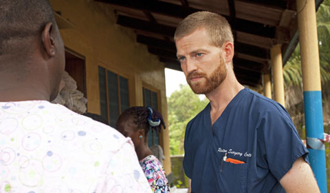 Selfless: American Doctor Infected with Ebola Asks That Only Dose Of Serum Be Given to Colleague