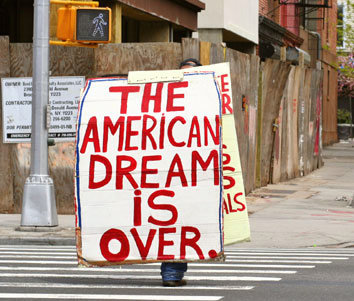 the-american-dream-is-over
