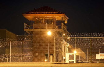 "Report: Governments Building Ebola Detention Camps to Quarantine the Infected: ""Community Care Centers"" detention camp 2"