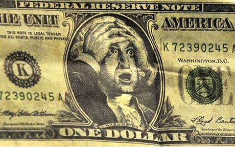 Dollar Dump Begins: Russia Unloads 20% Of Its Total U.S. Holdings In ONE Month