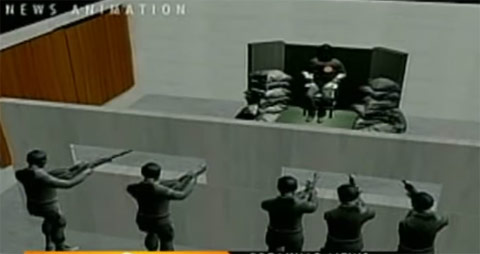 "Utah Lawmakers Approve Execution By Firing Squad: ""Faster"