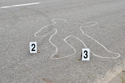 chalk-outline