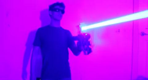 DIY-laser