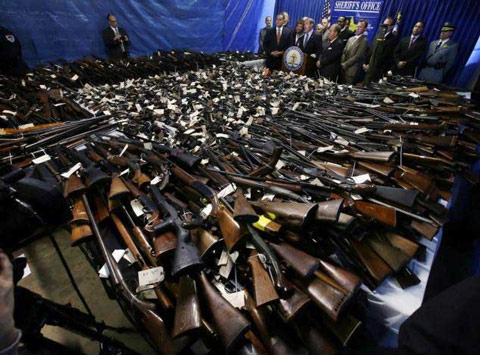 Liberal Media Openly Calls for Mass Gun Confiscation in ...