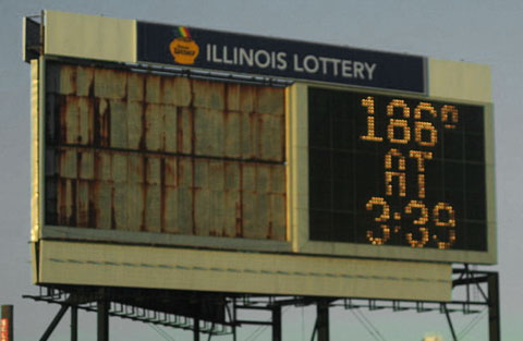 """Illinois Budget Crisis So Deep It """"Pays Lottery Winners In IOUs"""""""