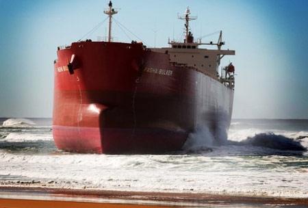 run-aground