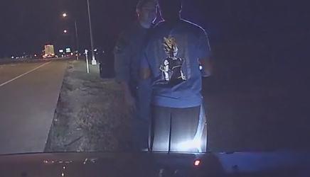 citizen pulls cop over for speeding