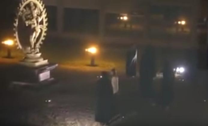 CERN mock ritual