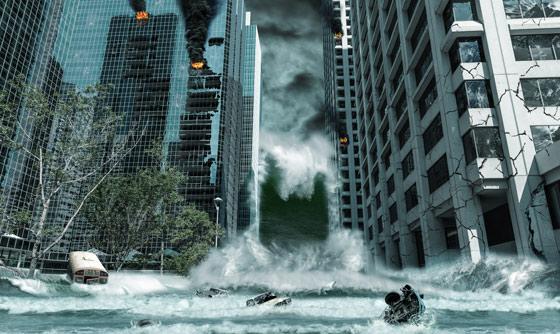 how to create a tsunami