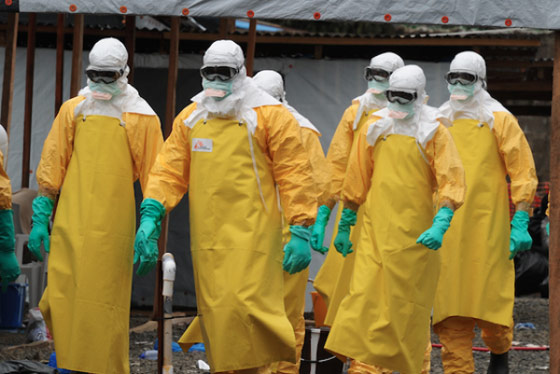 The World Is Now Facing The Second Deadliest Ebola Outbreak In Human History