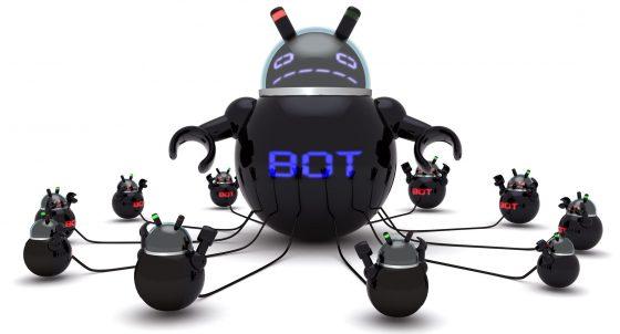 botnet mit bot herder 3D