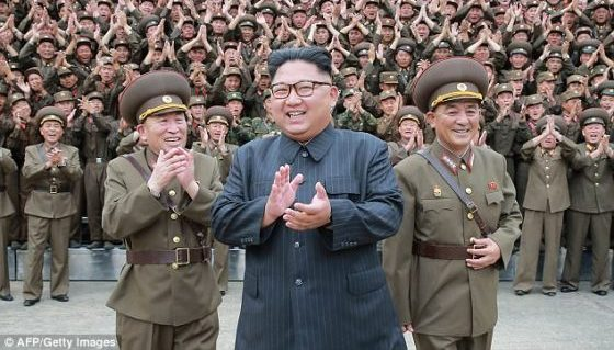 North Korea Prepping For WW3 With Mass Blackout And Evacuation Drills