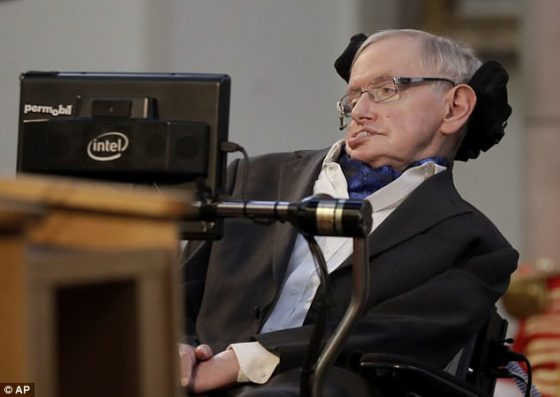 Two Weeks Before Death, Steven Hawking Predicted HOW The ...