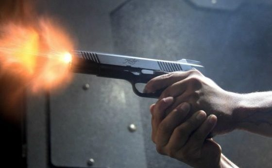 gunfired