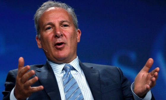 Peter Schiff: 'We Are Seeing A Lot Of Warning Signs' Of A Financial Crisis