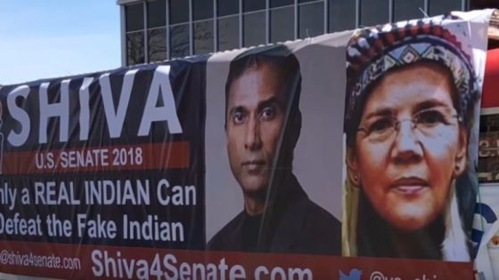 'Real Indian' Running Against Elizabeth Warren Sues City For Telling Him To Stop Calling Her 'Fake'