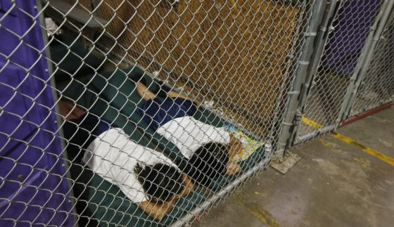 "Why The ""Abject Silence"" From The Left About Child Migrant Detentions Under Obama?"