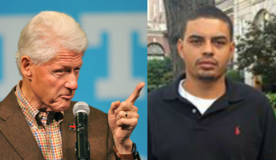 Bill Clinton's 'Son' Slams Ex-President As 'Hypocrite' For Abandoning Him