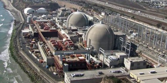 Defunct Nuclear Power Plant on California Coast Is a 'Fukushima Waiting to Happen'