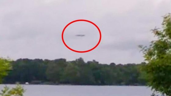 Viral Video: North Carolina UFO Speculations Surge