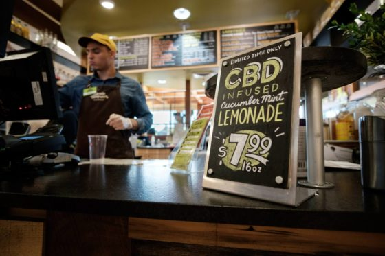 Many Restaurants Start Adding CBD-Infused Food & Drinks To Their Menus