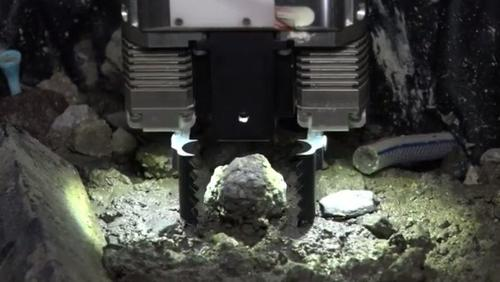 Radioactive Fukushima Debris Picked Up By Remote-Controlled Robot For First Time